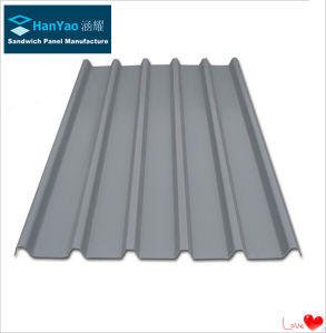 Customized Grey Steel Roof Tile for Building Material pictures & photos