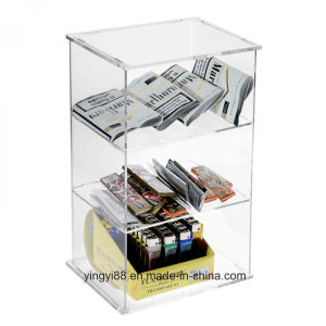 High Quality Acrylic Cigarette Lighter Display Stand pictures & photos