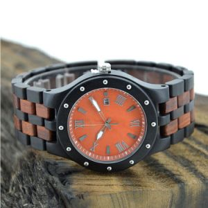 OEM Men′s Watch Ebony Paorosa Watch High Quality Wrist Watch pictures & photos