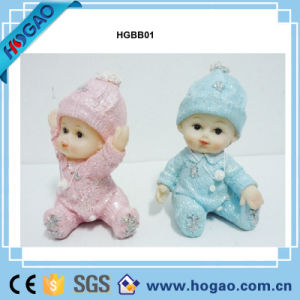 Home Decor Gift Polyresin Baby Figurine pictures & photos