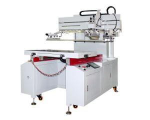 Automatic Cardboard Printing Machine, Screen Printing Machine Style with Printing Area 50X 70cm