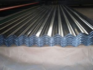 Galvanised Corrugated Sheets Roofing Sheet pictures & photos
