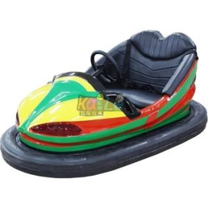2016 New Design High Quality Electric Battery Bumper Car Ce Certificate Dodgem Car Remote Control Colorful (PPC-102A-5) pictures & photos