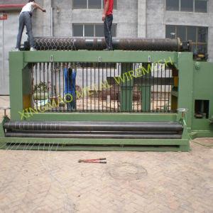 China Supply Gab400 80*100mm Gabion Wire Mesh Machine (XM32-13) pictures & photos
