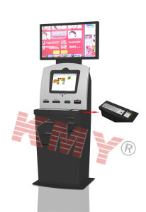 Customized Functional Payment Terminal Self Service Touch Screen Kiosk pictures & photos