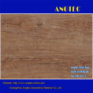 Plastic Flooring Type and PVC Material Vinyl Floor Covering pictures & photos