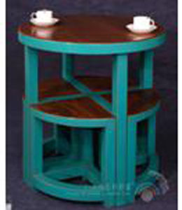 Chinese Antique Furniture Round Table pictures & photos
