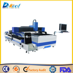 Fiber Tube Cutter Machine Raycus Laser 1000W Ss/CS 6mm Metal pictures & photos