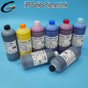 High-End Inkjet Bulk Pigment Based Ink for Canon Imageprograf Ipf8000s Ipf8010s Ink Factory China pictures & photos
