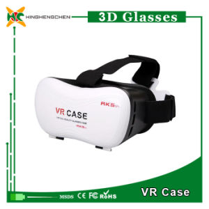 3D Vr Glasses for Watching Movies Eye Glasses pictures & photos