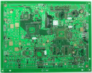 Fr4 1.6mm 8 Layer Multilayer PCB Assembly PCB Manufacturer