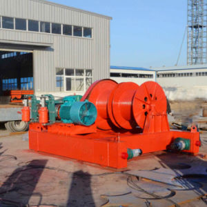 Factory Direct High Quality Electric Winch with Double Drum pictures & photos