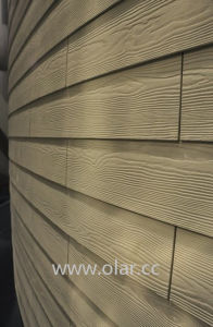 Fiber Cement Siding Panel pictures & photos