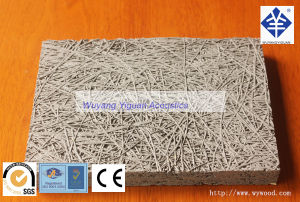 Thermal Insulation Ceiling Tiles Wood Wool Cement Board Manufacturers (GPTWSE15) pictures & photos