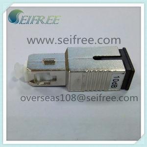 Supply Female-Male Sc 10dB Fiber Optic Attenuator pictures & photos