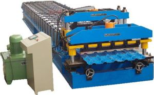 China Best Manufacturer of Tile Forming Machines pictures & photos