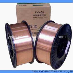 CO2 Gas Shielded Welding Wire with Copper Coated pictures & photos