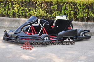 200cc/270cc Chain Drive Racing Go Kart with Cheap Go Kart Farmes pictures & photos
