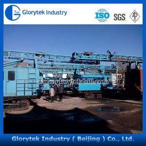 DTH Mobile Drill Rig for Sale pictures & photos