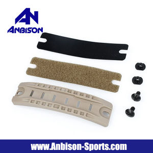 Anbison-Sports Tactical Helmet Middle Rail pictures & photos