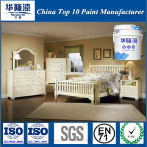 Hualong Anti Yellowing Semi Matt Transparent Furniture Paints pictures & photos