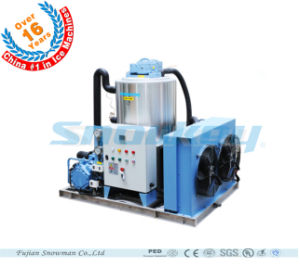 Slurry Ice Machine Made by Stainless Steel Used for Seawater pictures & photos