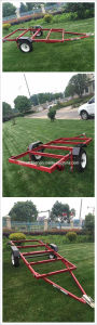 4FT X 8FT Utility Folding Trailer pictures & photos