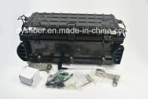 6016 Fiber Optical 1*16 PLC Splitter Horizontal Type Splice Closure pictures & photos