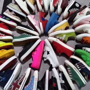 Top/High Quality for Mixed Children/Kids Shoes, Canvas Shoes, Casual Shoes, Fashion Shoes, 14000pairs pictures & photos