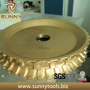 Sunny Diamond Router Bits for Granite/Diamond Profiling Wheel pictures & photos