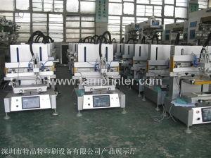 TM-2030b Single Servo High Accuracy Flatbed Vertical Silk Screen Printer pictures & photos