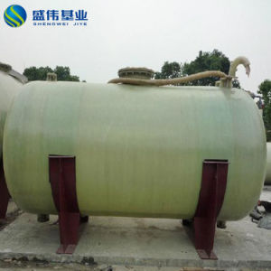FRP Fiberglass Reinforced Plastic Acid Storage Tank pictures & photos