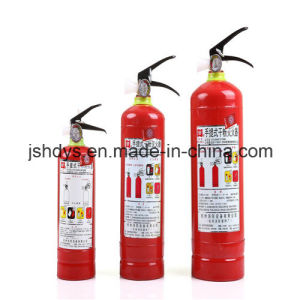 6kg 17bar Portable Dry Power Fire Extinguisher (EN3)