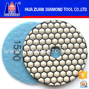 High Efficiency Stone Dry Polishing Pad pictures & photos