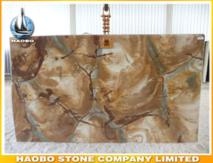 Marble Palomino Factory Direct Natural Quartz pictures & photos