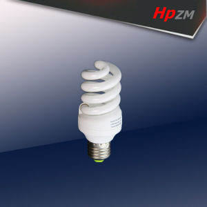CFL E27 Full Spiral Light Energy Saver Lamp pictures & photos