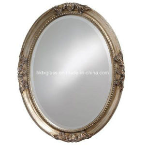 Oval Silver Mirror with Belgium Inv Examination En1036, Us Hilemn Approved Atst D3359, SGS Test Report pictures & photos