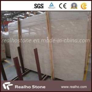 Polished Middle East Beige Marble for Flooring