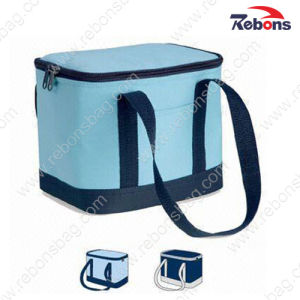 Customized Logo Fabric Lunch Cooler Tote Bag on Sale pictures & photos