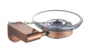 Zinc Alloy Soap Holder with Bronze Plated