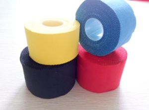 Zinc Oxide Tape Sport Tape Cotton Sport Tape pictures & photos