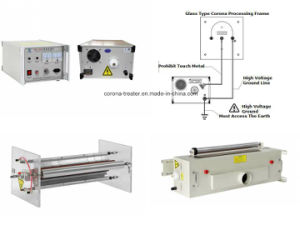 Outage Protection Type Corona Processing Frame Corona Treatment Station (HW-SF600) pictures & photos