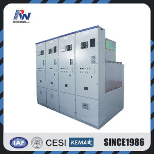 Sf6 Gas Insulated Metal-Clad Switchgear pictures & photos