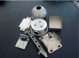 Custom Precision Stamping Parts (ATC-469) pictures & photos