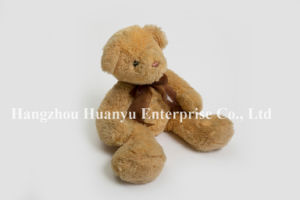 Factory Supply Baby Stuffed Plush Big Brown Teddy Bear Toy pictures & photos