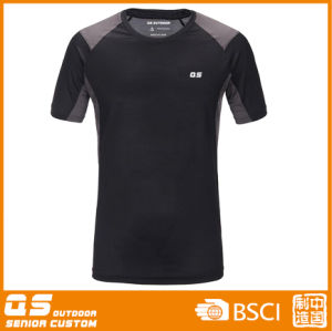 Man′s Sport Fitting T-Shirt pictures & photos