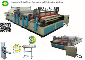1092 Toilet Tissue Paper Making Machine pictures & photos