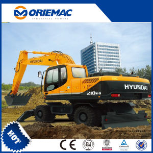 Cheap Hyundai 21 Ton Crawler Excavator 215LC-7 pictures & photos