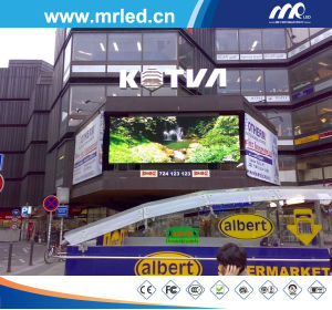 Mrled P20mm Advertising LED Display / Perimeter LED Display pictures & photos