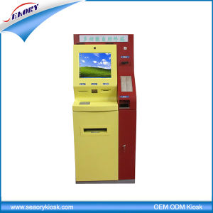 Health Care Multifunction Self Service with Card Reader Kiosk pictures & photos